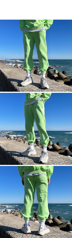 正韓男裝 運動風抽繩束口褲慢跑褲 SET UP/ 9色 / MT7817 KOREALINE 搖滾星球